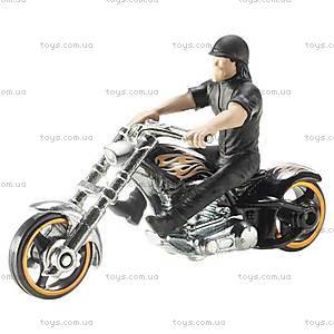 Игрушечный мотоцикл Hot Wheels, X2075, отзывы