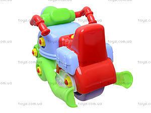Игрушечный мотоцикл-конструктор, ИП.30.002, цена