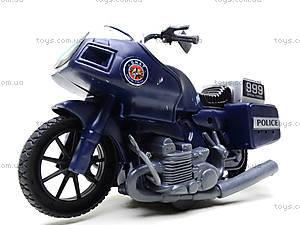 Игрушечный мотоцикл Swat, 999-063G, toys.com.ua