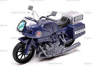 Игрушечный мотоцикл Swat, 999-063G, цена