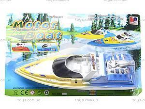 Игрушечный моторный катер, 993