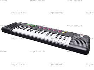 Игрушечный музыкальный орган с микрофоном, TX7799, фото