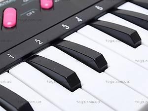 Игрушечный музыкальный орган с микрофоном, TX7799, отзывы