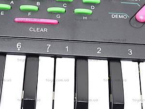 Игрушечный музыкальный орган с микрофоном, TX7799, цена