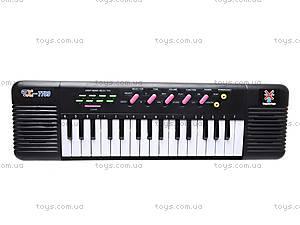 Игрушечный музыкальный орган с микрофоном, TX7799, магазин игрушек