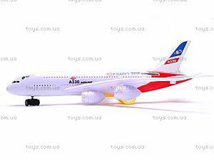 Игрушечный музыкальный самолет, A330-130, купить