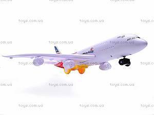 Игрушечный музыкальный самолет, A330-130, фото
