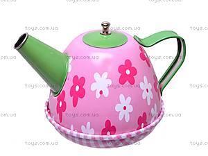 Игрушечный набор чайной посуды, 9798-12, купить