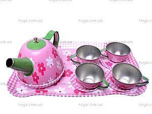 Игрушечный набор чайной посуды, 9798-12, отзывы