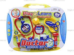 Игрушечный набор «Доктор», HJ007