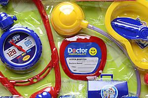 Игрушечный набор «Доктор», HJ007, купить