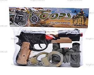 Игрушечный набор оружия «Спецотряд», W663-2, цена