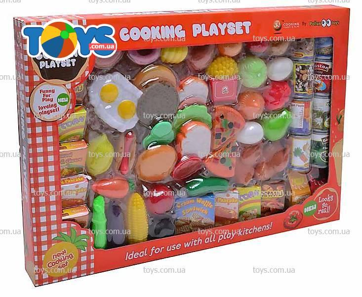 37abbb907f100 Игрушечный набор продуктов - Посуда, продукты питания и аксессуары в ...