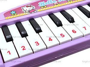 Игрушечный орган «Хелло Китти», 3703, купить