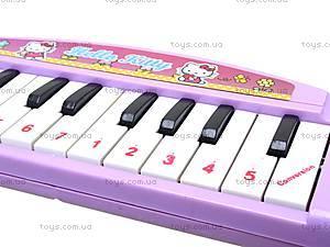 Игрушечный орган «Хелло Китти», 3703, цена