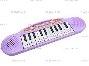 Игрушечный орган «Хелло Китти», 3703, игрушки