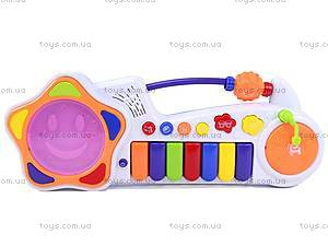 Игрушечный орган «Я музыкант», 7241, купить