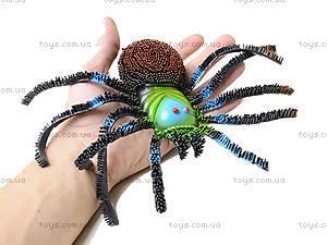 Игрушечный паук с пищалкой, H9916W