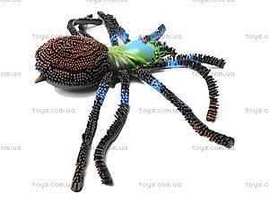 Игрушечный паук с пищалкой, H9916W, фото