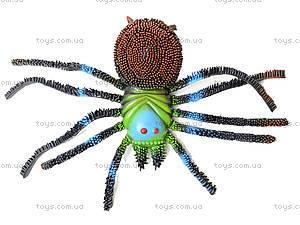 Игрушечный паук с пищалкой, H9916W, отзывы