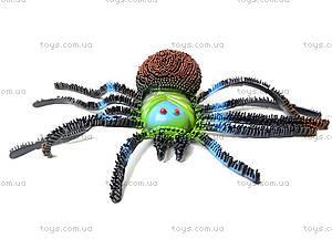 Игрушечный паук с пищалкой, H9916W, игрушки