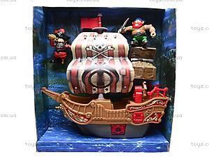 Игрушечный пиратский корабль, 16486АВ, отзывы