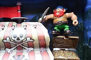 Игрушечный пиратский корабль, 16486АВ, игрушки