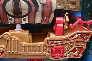 Игрушечный пиратский корабль, 16486АВ, детские игрушки