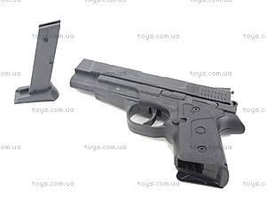 Игрушечный пистолет MP45, MP45E, отзывы
