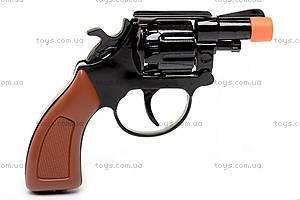 Игрушечный пистолет, с цилиндром, 2081BB, купить