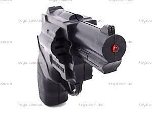 Игрушечный пистолет с фонариком, 7711A, отзывы