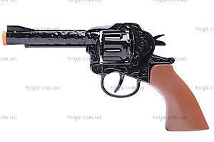 Игрушечный пистолет, с металлическим цилиндром, 2096BB