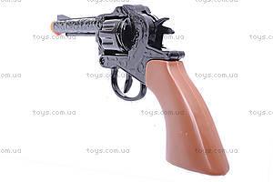 Игрушечный пистолет, с металлическим цилиндром, 2096BB, цена