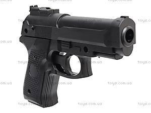 Игрушечный пистолет с набором пуль, 231-1, купить
