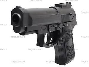 Игрушечный пистолет с набором пуль, 231-1, фото