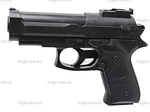 Игрушечный пистолет с набором пуль, 231-1, цена