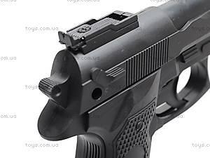 Игрушечный пистолет с набором пуль, 231-1, игрушки