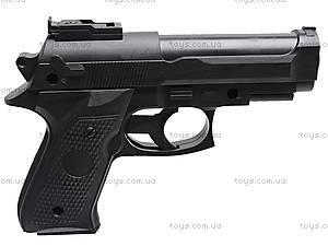 Игрушечный пистолет с набором пуль, 231-1, детские игрушки