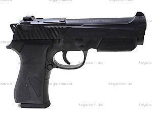Игрушечный пистолет с пульками, детский, MP900, фото