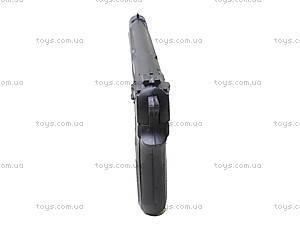 Игрушечный пистолет с пульками, детский, MP900, детские игрушки