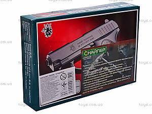 Игрушечный пистолет с пулями, P.8182, купить