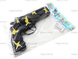 Игрушечный пистолет с трещоткой, 1023-1