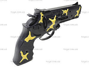 Игрушечный пистолет с трещоткой, 1023-1, цена