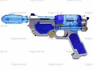 Игрушечный пистолет со световым эффектом, 3380C