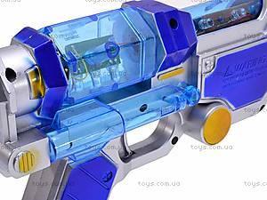 Игрушечный пистолет со световым эффектом, 3380C, цена