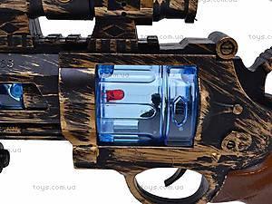 Игрушечный пистолет-трещётка, GT3368, фото