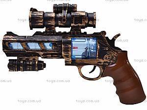 Игрушечный пистолет-трещётка, GT3368