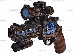 Игрушечный пистолет-трещётка, GT3368, игрушки