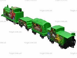 Игрушечный поезд Ben10, 899-21, купить