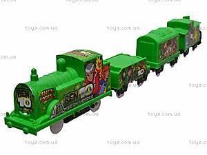 Игрушечный поезд Ben10, 899-21, фото